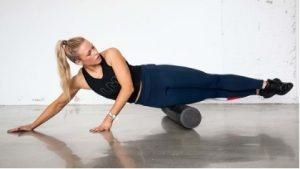Foam rolling Central Health and Sports